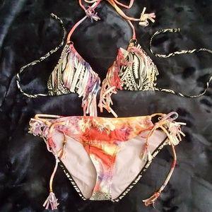 Raisins Fringe Bikini